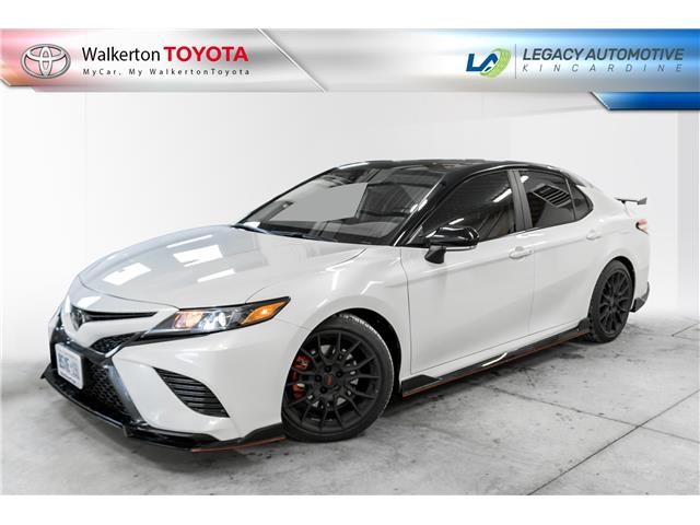 2020 Toyota Camry XSE V6 (Stk: 20451) in Walkerton - Image 1 of 16