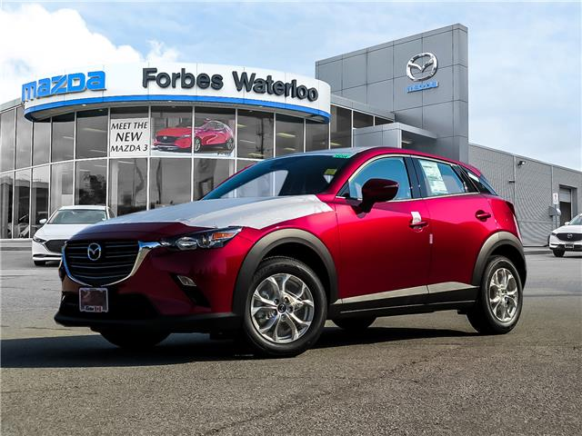 2021 Mazda CX-3 GS (Stk: G7047) in Waterloo - Image 1 of 14