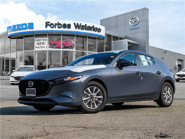 2021 Mazda Mazda3 Sport GS (Stk: A7049) in Waterloo - Image 1 of 14