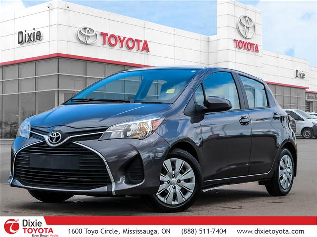 2015 Toyota Yaris LE (Stk: D201753A) in Mississauga - Image 1 of 25