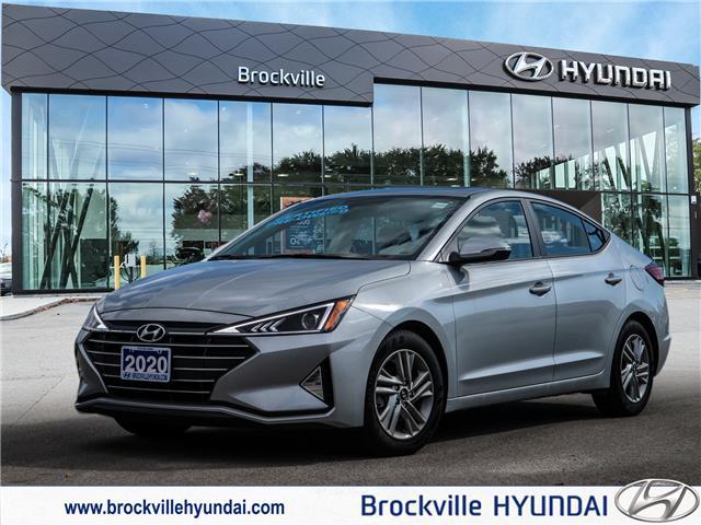 2020 Hyundai Elantra Preferred (Stk: F1042) in Brockville - Image 1 of 30
