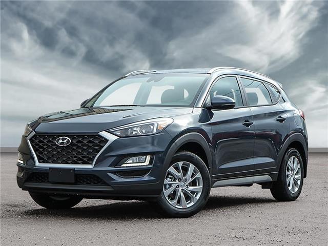 2021 Hyundai Tucson Preferred (Stk: 22346) in Aurora - Image 1 of 23