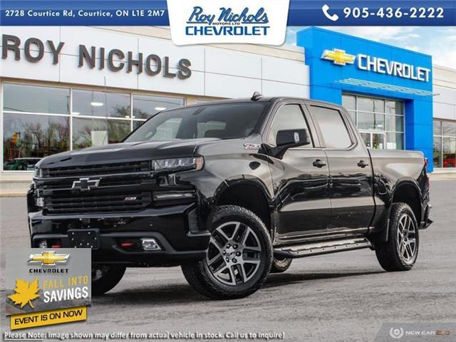 2021 Chevrolet Silverado 1500 LT Trail Boss (Stk: X067) in Courtice - Image 1 of 23
