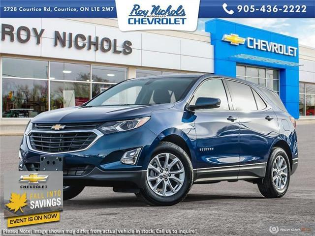 2021 Chevrolet Equinox LT (Stk: X081) in Courtice - Image 1 of 23