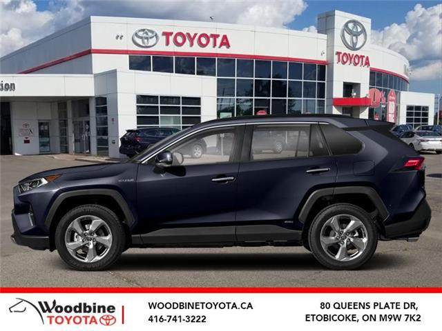 2021 Toyota RAV4 Hybrid Limited (Stk: 21-74) in Etobicoke - Image 1 of 1