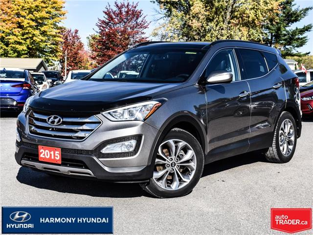 2015 Hyundai Santa Fe Sport 2.0T Limited (Stk: 20402A) in Rockland - Image 1 of 30