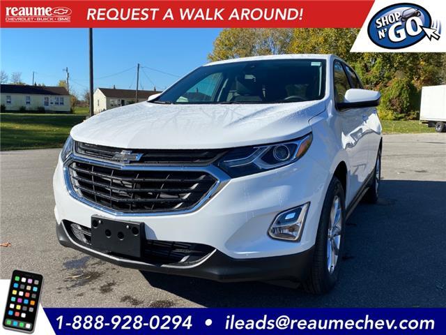 2021 Chevrolet Equinox LT (Stk: 21-0051) in LaSalle - Image 1 of 8