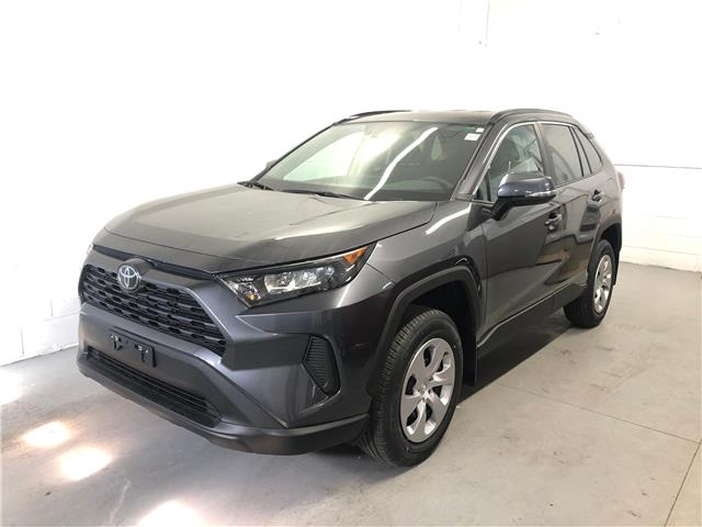2021 Toyota RAV4 LE (Stk: TX009) in Cobourg - Image 1 of 8