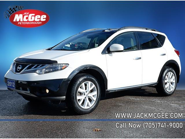 2012 Nissan Murano SL (Stk: 20012A) in Peterborough - Image 1 of 22