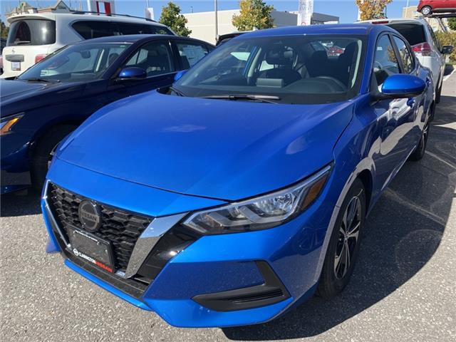 2020 Nissan Sentra SV (Stk: LY292344) in Bowmanville - Image 1 of 5