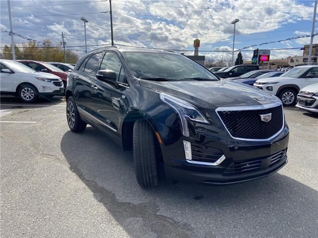 2021 Cadillac XT5 Sport (Stk: M021) in Thunder Bay - Image 1 of 19