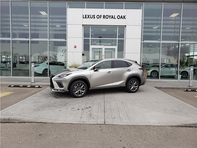 2021 Lexus NX 300 Base (Stk: L21062) in Calgary - Image 1 of 13