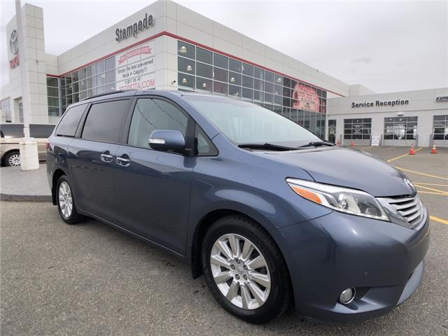 2015 Toyota Sienna Limited 7-Passenger (Stk: 9189A) in Calgary - Image 1 of 26