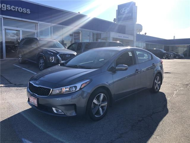 2018 Kia Forte LX+ (Stk: 30371A) in Scarborough - Image 1 of 18
