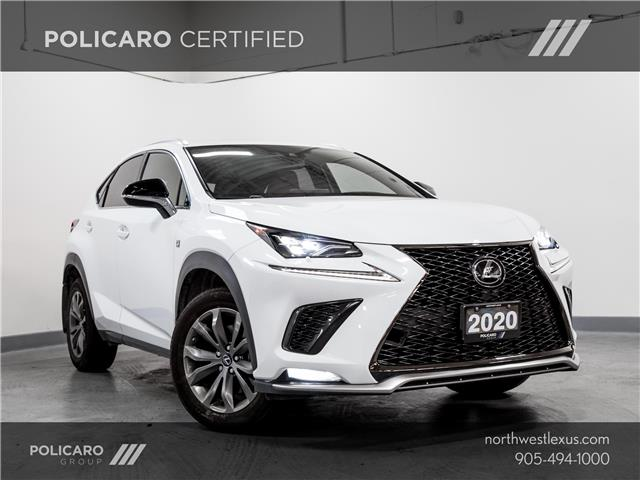 2020 Lexus NX 300 Base (Stk: 218813T) in Brampton - Image 1 of 24
