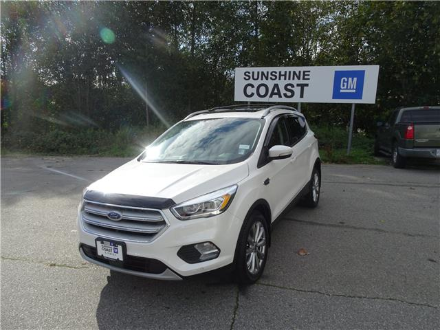 2018 Ford Escape Titanium (Stk: YL302018A) in Sechelt - Image 1 of 22