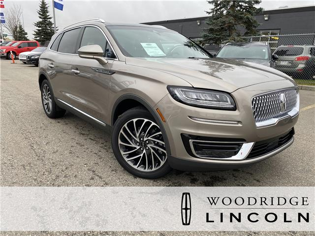 2019 Lincoln Nautilus Reserve (Stk: L-1059A) in Calgary - Image 1 of 21