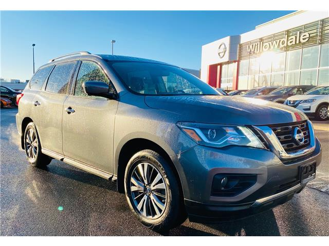 2017 Nissan Pathfinder SL (Stk: H9235A) in Thornhill - Image 1 of 23