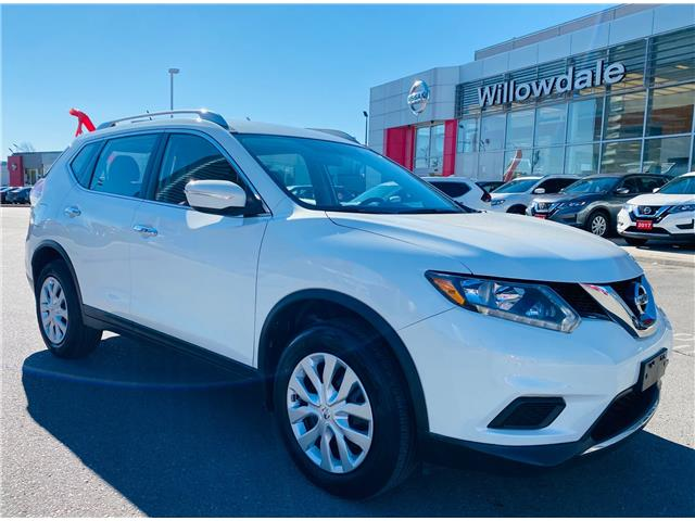 2014 Nissan Rogue S (Stk: N1110A) in Thornhill - Image 1 of 17
