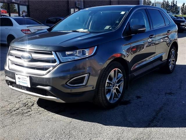 2016 Ford Edge Titanium (Stk: FC18718) in Kitchener - Image 1 of 22