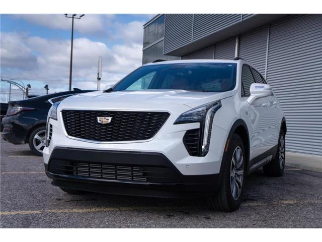 2021 Cadillac XT4 Sport (Stk: M0035) in Trois-Rivières - Image 1 of 30