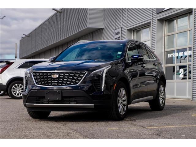 2021 Cadillac XT4 Premium Luxury (Stk: MM006) in Trois-Rivières - Image 1 of 30