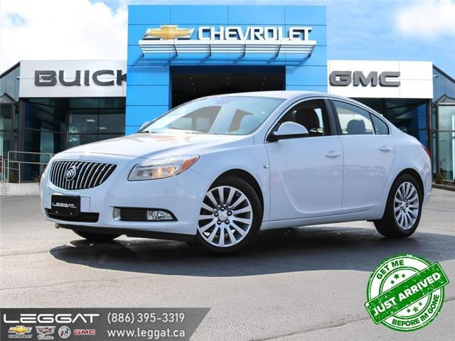 2011 Buick Regal CXL (Stk: 6156J) in Burlington - Image 1 of 18