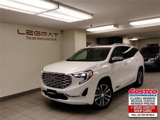 2020 GMC Terrain Denali (Stk: 208066) in Burlington - Image 1 of 19
