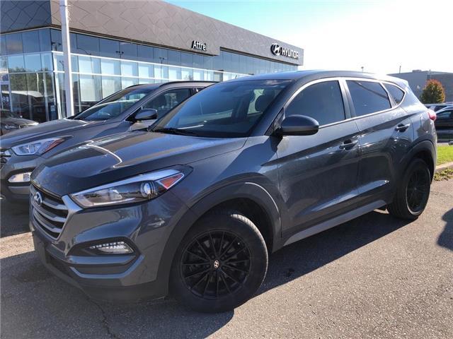 2017 Hyundai Tucson  (Stk: 36132A) in Brampton - Image 1 of 14