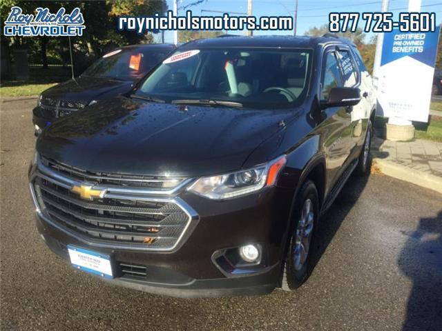 2018 Chevrolet Traverse LT (Stk: W337A) in Courtice - Image 1 of 12