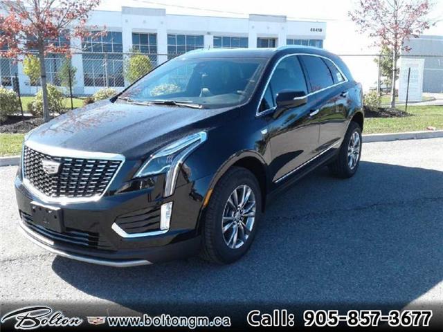 2021 Cadillac XT5 Premium Luxury (Stk: 114307) in Bolton - Image 1 of 15