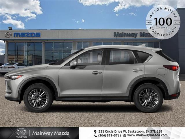 2021 Mazda CX-5 GS (Stk: M21022) in Saskatoon - Image 1 of 1