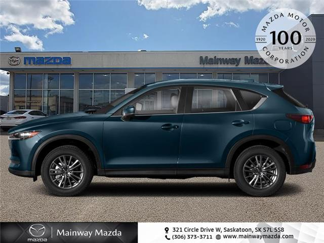 2021 Mazda CX-5 GS w/Comfort Package (Stk: M21046) in Saskatoon - Image 1 of 1