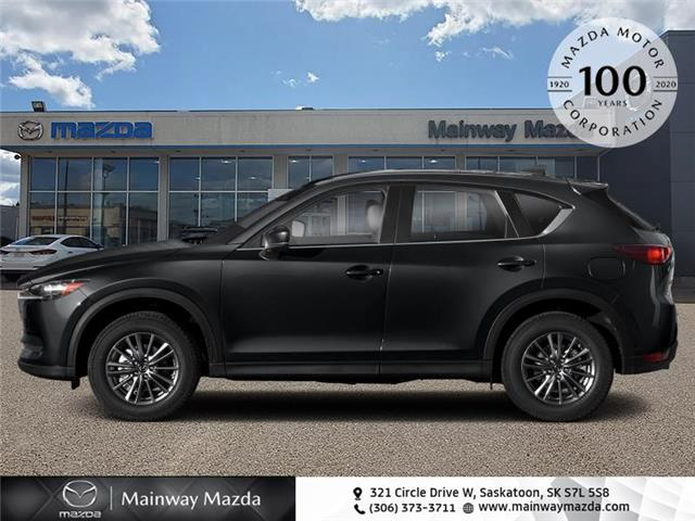 2021 Mazda CX-5 GS (Stk: M21049) in Saskatoon - Image 1 of 1