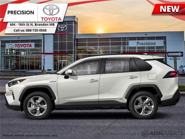 2021 Toyota RAV4 Hybrid Limited (Stk: 21016) in Brandon - Image 1 of 1