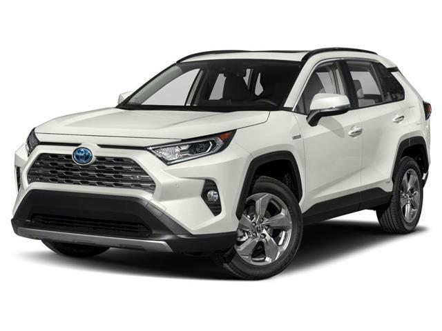 2021 Toyota RAV4 Hybrid Limited (Stk: N2149) in Timmins - Image 1 of 9