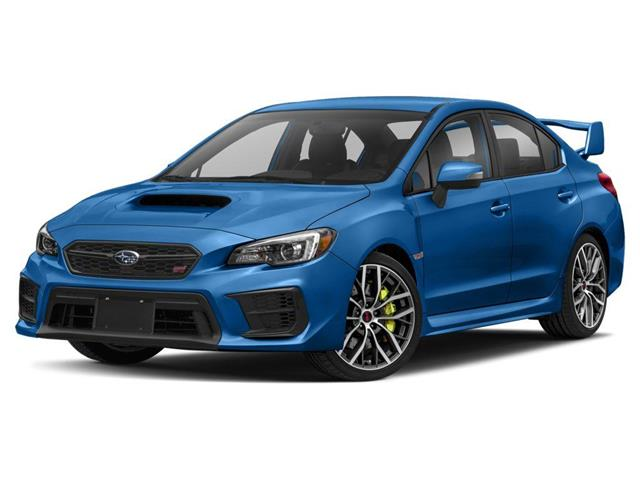 2020 Subaru WRX STI Sport-tech w/Wing (Stk: N19030) in Scarborough - Image 1 of 9