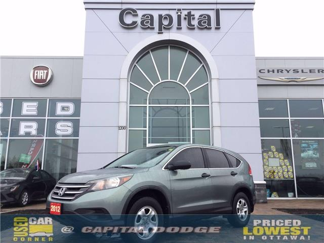2012 Honda CR-V LX (Stk: J00332A) in Kanata - Image 1 of 22