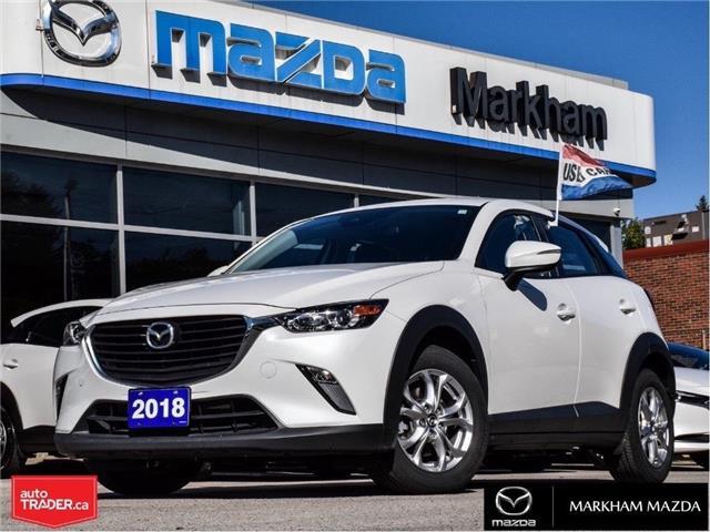 2018 Mazda CX-3 GS (Stk: P2022) in Markham - Image 1 of 24