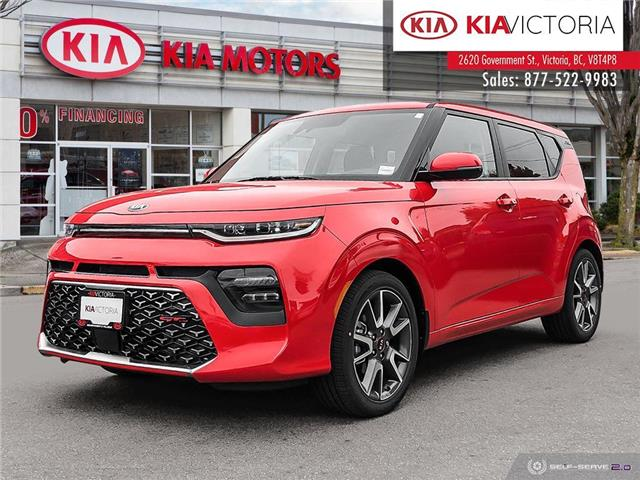 2021 Kia Soul GT-Line Limited (Stk: SO21-087) in Victoria - Image 1 of 14