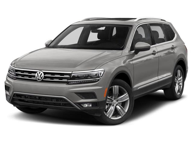 2020 Volkswagen Tiguan Highline (Stk: W1966) in Toronto - Image 1 of 9