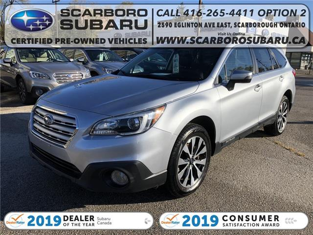 2016 Subaru Outback 2.5i Limited Package (Stk: G3254006) in Scarborough - Image 1 of 19