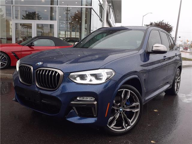 2018 BMW X3 M40i (Stk: P9605) in Gloucester - Image 1 of 28