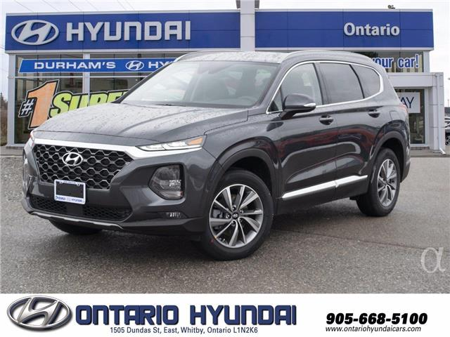 2020 Hyundai Santa Fe Ultimate 2.0 (Stk: 281661) in Whitby - Image 1 of 22
