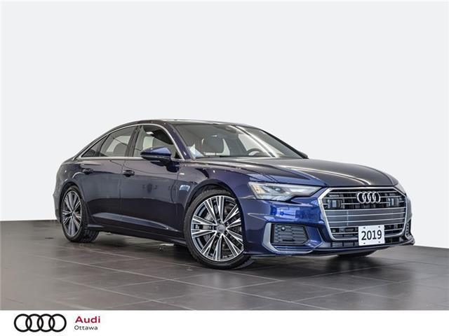 2019 Audi A6 55 Progressiv (Stk: 52934) in Ottawa - Image 1 of 20