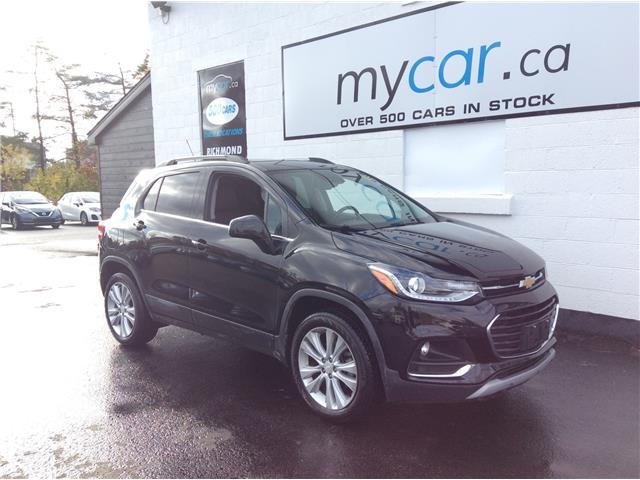2020 Chevrolet Trax Premier (Stk: 201060) in North Bay - Image 1 of 22