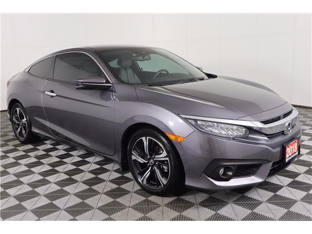 2018 Honda Civic Touring (Stk: 220365A) in Huntsville - Image 1 of 28