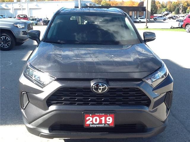 2019 Toyota RAV4 LE (Stk: p20111) in Owen Sound - Image 1 of 9