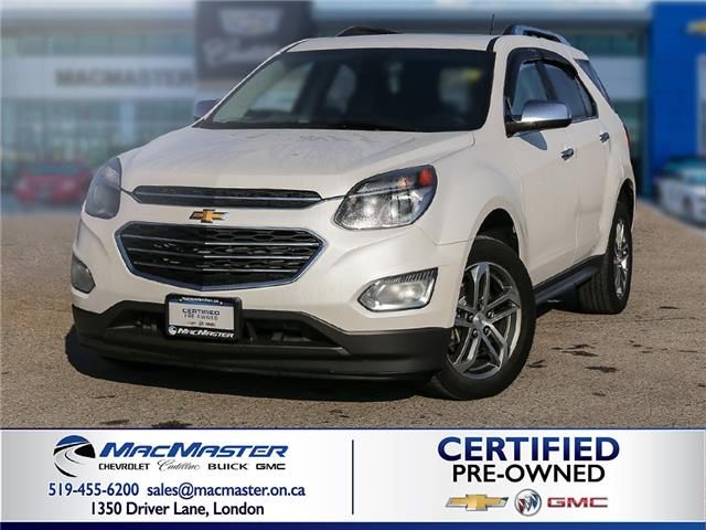 2017 Chevrolet Equinox Premier (Stk: 200642A) in London - Image 1 of 10