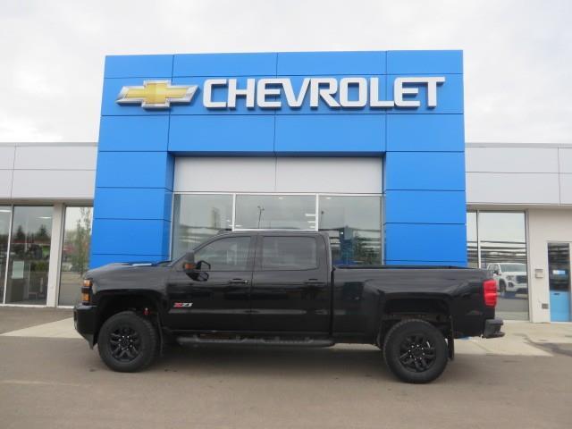 2018 Chevrolet Silverado 2500HD LTZ (Stk: 46265A) in STETTLER - Image 1 of 19